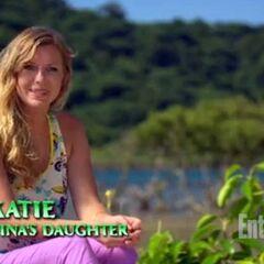 Katie making a <a href=