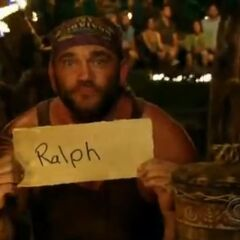 Russell votes for Ralph.