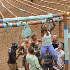 Hunahpu at the first Immunity Challenge.
