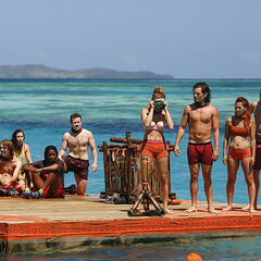Vanua competes in the second Immunity Challenge, <i><a href=