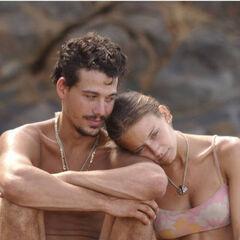 Rob and Amber.