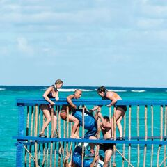Nuku competes the second Immunity Challenge, <i><a href=