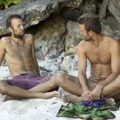 Vytas and Aras at <a href=