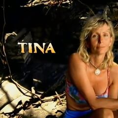 Tina is introduced.