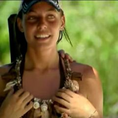 Amanda won the final four Immunity Challenge.