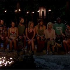 Tribal Council, Day 22.