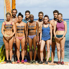 Malolo before the fourth Immunity Challenge.