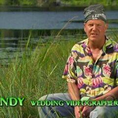 Randy making a <a href=