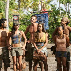 The Raro tribe before the <a href=