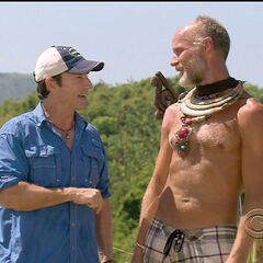 Skupin wins the final individual immunity.
