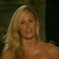 Candice gives her jury speech