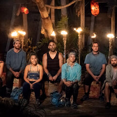 Manu at their third Tribal Council.