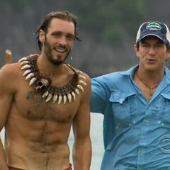 Reynold won the final ten individual Immunity Challenge.