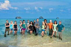 Koh-lanta la nouvelle édition cast photo