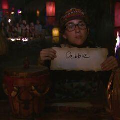 Aubry votes against Debbie.