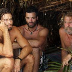 Tarzan at camp with <a href=