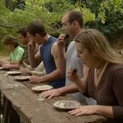 The loved ones competing in the challenge (<i><a href=