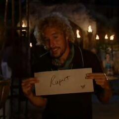 Jon's first vote against <a href=