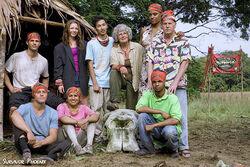 S17 Gabon Fang Tribe