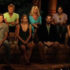 <i>Survivor: Tocantins</i> Jury.