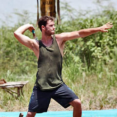 Brian at the Immunity Challenge on <a href=
