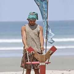 Wes at the first Individual Immunity Challenge.