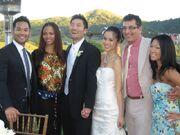 Yul Kwon Wedding