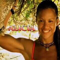 Alicia is introduced.
