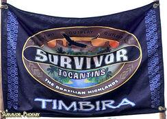 S18 Timbira Flag