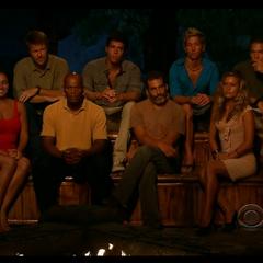 <i>Survivor: Philippines</i> Jury.