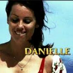 Danielle's first motion shot in the opening.