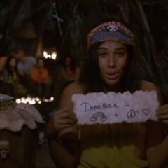Gonzalez casting her only vote, against <a href=