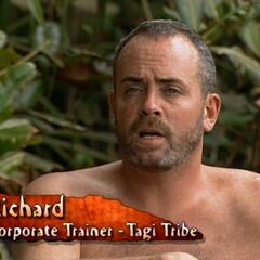 Richard doing a <a href=