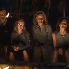 Maraamu's fifth Tribal Council.