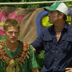 Spencer wins his first individual immunity.
