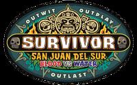 SurvivorSanJuanDelSurLogoT