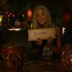 Alecia votes against Darnell.