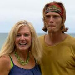 Fabio with his mother, Ann, at the <a href=