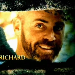 Richard's photo in the opening.