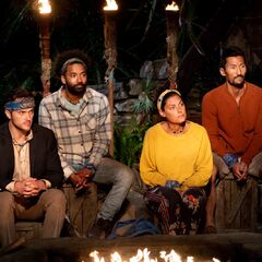 Sele at their fifth Tribal Council.