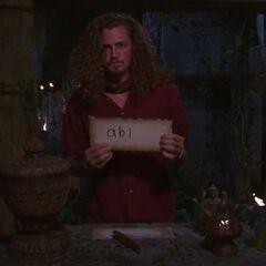 Joe casts his final vote against Abi-Maria.