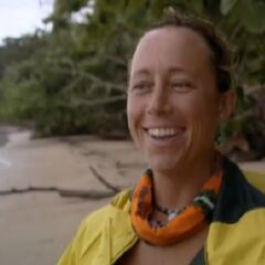 Susan Hawk as a member of <a href=