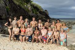 Survivor 35 cast