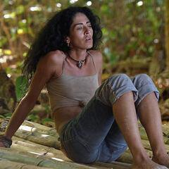 Janu at Koror camp.