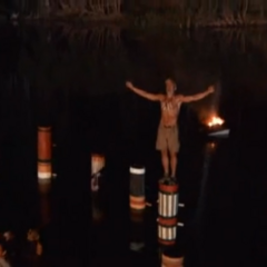 Keith won the first individual Immunity Challenge.