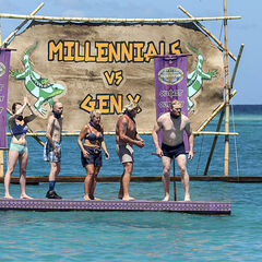 Takali at the second Immunity Challenge, <i><a href=