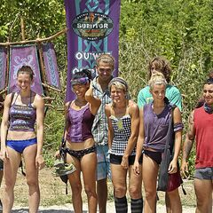 Bikal at the Day 7 Immunity Challenge.