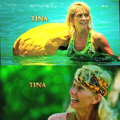 Tina's shots in the <a href=