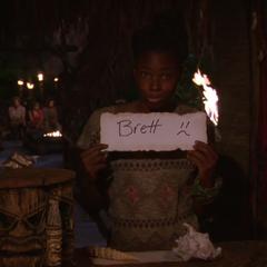Michaela votes against <a href=