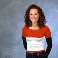 Jerri's full body length photo.